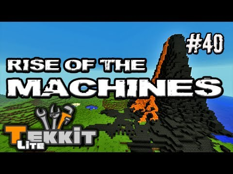Tekkit: Lite #40 |Tech City| (Minecraft)