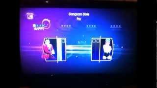"""""""Gangnam Style"""" De Psy Y Just Dance 4 DESCARGAR Para La"""