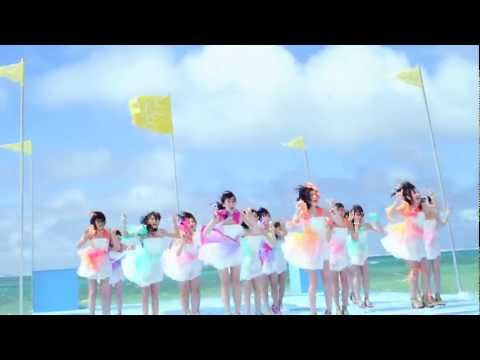 2012/5/16 on sale 9th.Single アイシテラブル! MV(Short ver.)