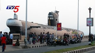 Sea tourism to be developed in Vizag; Chandrababu starts jetty