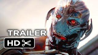 Avengers: Age Of Ultron TRAILER 1 (2015) New Avengers