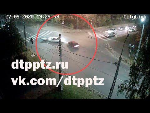 Очевидец задержал водителя, пытавшегося скрыться с места ДТП