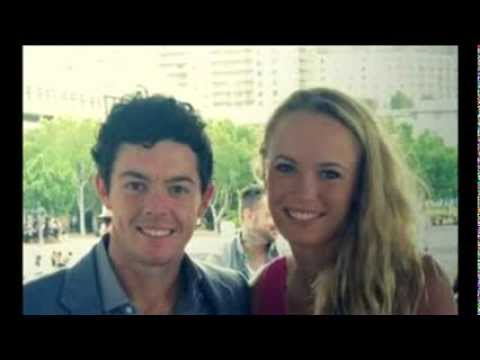 Rory McIlroy and Caroline Wozniacki Announce Engagement