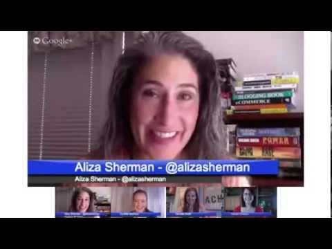 Virtual Newsmakers features Aliza Sherman & Danielle Smith
