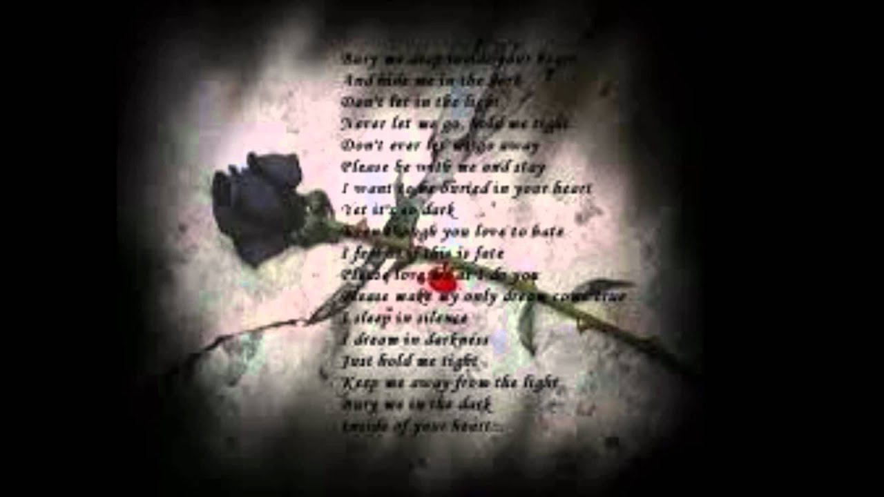 Displaying 17> Images For - Gothic Love Poems...