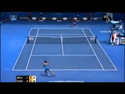 Ana Ivanovic vs Serena Williams Match Highlights Australia Open 19.01.2014