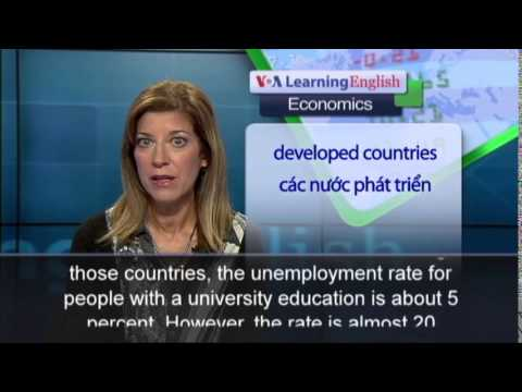 Anh ngữ đặc biệt: OECD Education (VOA)