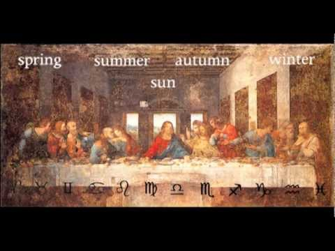 Show Image Of The Last Supper Painting