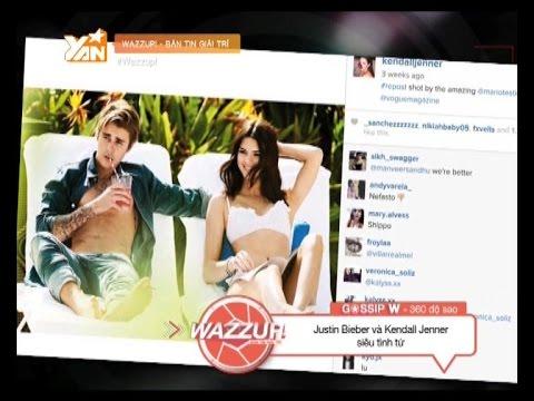 Bản Tin Giải Trí Wazzup: Justin Bieber và Kendall Jenner siêu tình tứ (Tập 17-p.2)