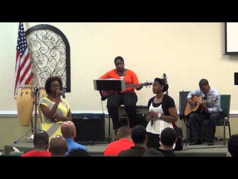 NORFOLK POTTERS HOUSE PASTOR DENNIS WRIGHT SPECIAL MUSIC