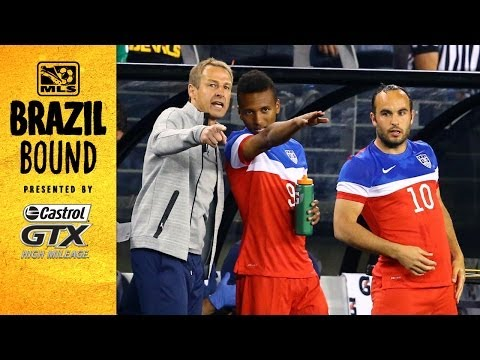 Donovan out, a new era for USMNT? | Brazil Bound