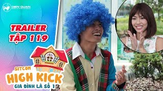 Gia đình là số 1 sitcom | trailer tập 119: Đức Mẫn quyết tâm học ảo thuật để làm Diệu Hiền vui
