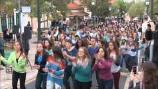 People Like Us Kelly Clarkson (Eye2Israel Flash Mob