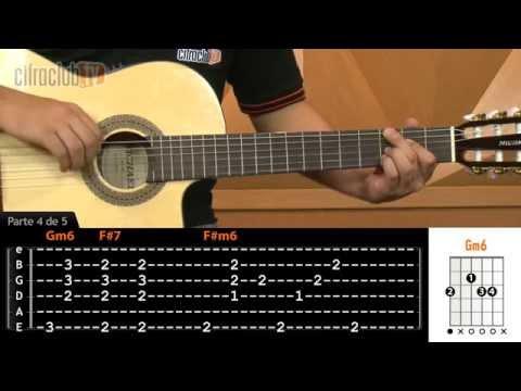Sorri (Smile) - Djavan (aula de violão completa)