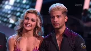 (HD) Jordan Fisher and Lindsay Arnold Fusion Dance - Dancing With the Stars Finale S25E11
