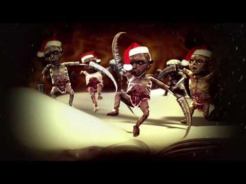 Рождественчкий Dante's Inferno
