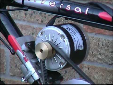 Electric Bike Homemade Electric Bike