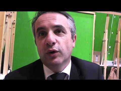 MONDIAL DES METIERS 2014 Interview de Jacques BLANCHET