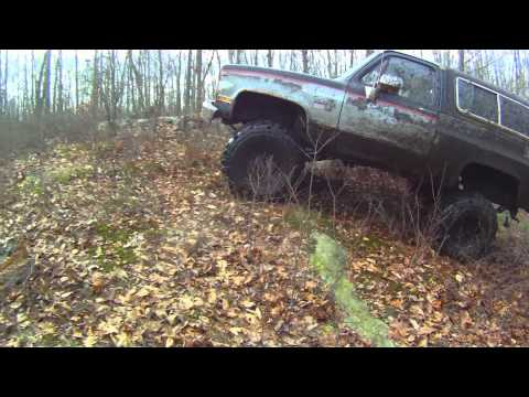 Wheeling (Part 2) Chevy K5 Blazer + Dodge Ram 2500 Turbo Diesel
