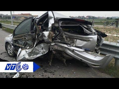 Những vụ tai nạn kinh hoàng tại cao tốc Hải Phòng | VTC
