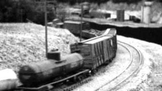 Pennsylvania Railroad Steam PRR Williamsport HO Model