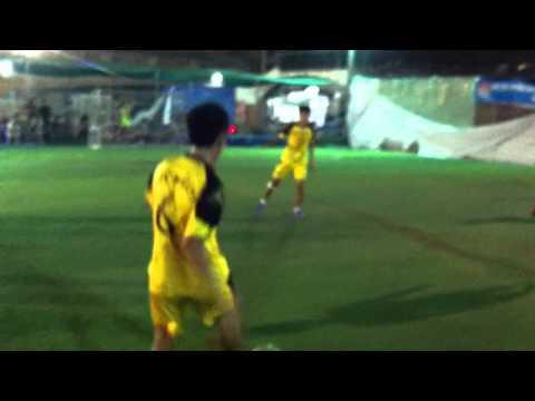 [SundayLeagueB] Phuhoa FC vs Đức Hải FC 4-6
