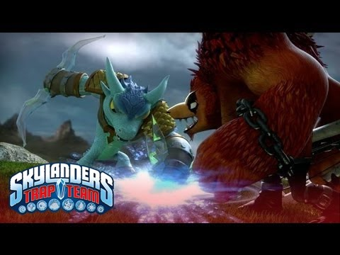 Official Skylanders Trap Team: