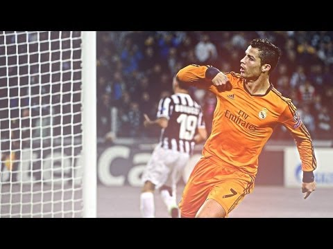 Cristiano Ronaldo ● All 16 Goals ● UEFA Champions League 2013/2014 ● ᴴᴰ ● Record Man