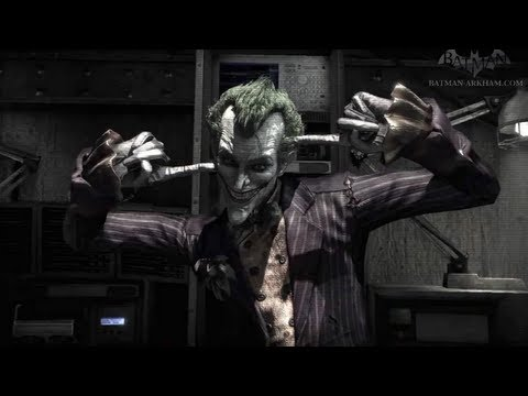 Batman: Arkham Asylum Walkthrough - Chapter 4 - On the Crime Scene
