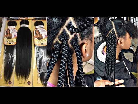 #234. EZBRAID , ITCH FREE HAIR