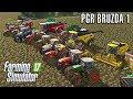 Multiplayer PGR Bruzda Farming Simulator 2017 Ep1