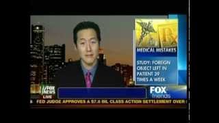 Fox News Channel Dr. Youn On Surgical Mistakes
