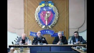 Відбулося спільне засідання ректорату університету та ХОО НСЖУ