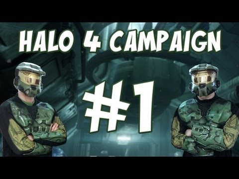 Hình ảnh trong video Halo 4 - Independent Mommas & Grunt Tennis