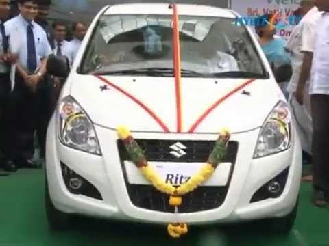 Varun Motors - Launch of New Ritz Diesel