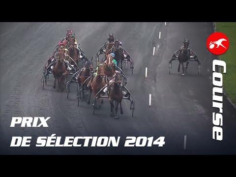 Vidéo de la course PMU PRIX DE SELECTION