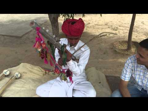 Rajasthan Folk Music Player