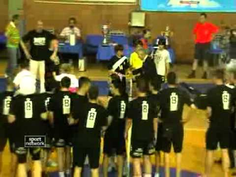 RK Partizan proslavio titulu