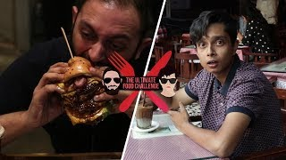 Andre Vs Shayan : The Ultimate Food Challenge