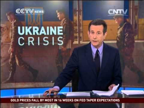 UN chief concerned over Ukraine violence