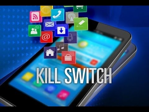 Carriers Slammed By Officials For Rejecting Cell Phone 'Kill Switch'