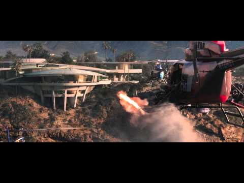 Marvel's Iron Man 3 - Official Trailer - In Indonesian cinemas 2013