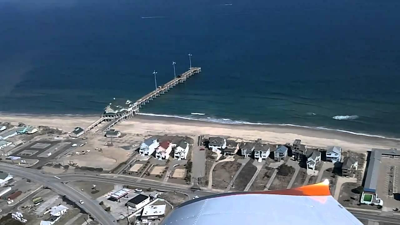 New jennette 39 s pier in nags head youtube for Jennette s fishing pier