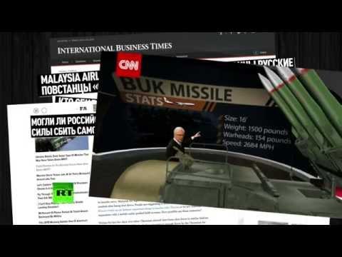 Западные СМИ заранее определились с виновными в авиакатастрофе на Украине (видео+)
