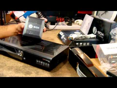 Configurando I-box con s900hd sistema Nagra 3