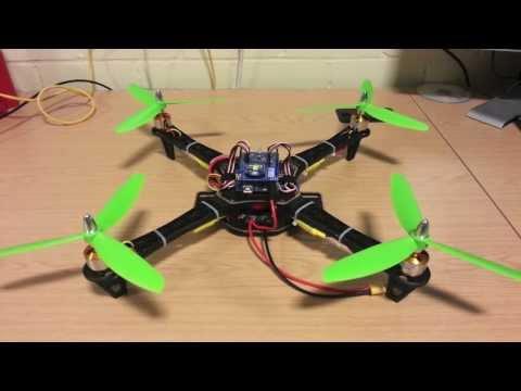 Hình ảnh trong video Arduino Quadcopter - Phase 2 (Mobile Control)