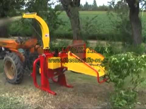      WOODCHIPPER PTO