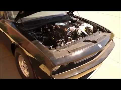 Pro Street SRT8 Challenger by RDP Motorsport