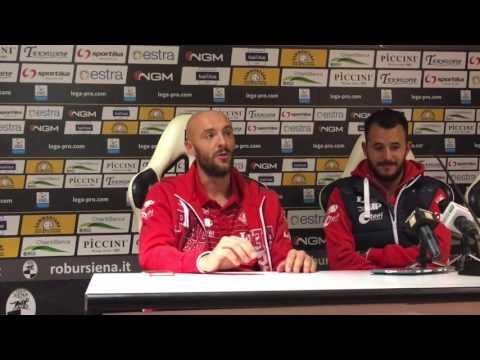 Copertina video Siena-Piacenza 2-3, interviste/2