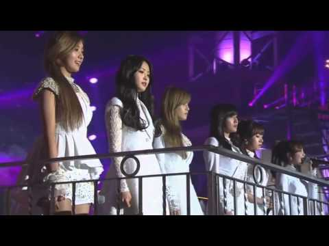 [HD Live] 141221 A Pink - LUV (Acoustic Ver) @ 2014 SBS Gayo Daejun